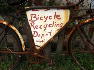 Bike Recycling